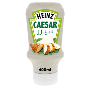 Heinz Dressing Caesar Salad 400ml