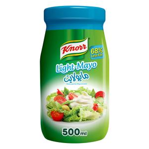 Knorr Light Mayonnaise 500ml