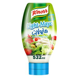 Knorr Light Mayonnaise 532ml