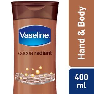 Vaseline Body Lotion Cocoa Radiant 400ml