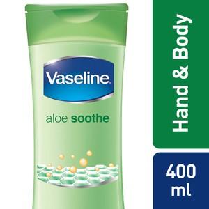 Vaseline Body Lotion Aloe Soothe 400ml