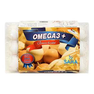 Saha Eggs Fresh Omega 15pc