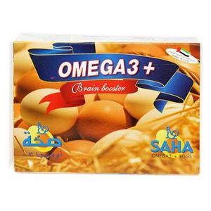 Saha Eggs Fresh Omega 6pc