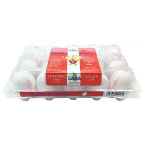 Saha Eggs Medium White 15pc