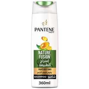 Pantene Pro-V Nature Fusion Shampoo  360ml