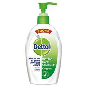 Dettol Original Hand Sanitizer 200ml