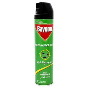 Baygon Multi Insect Killer 400ml