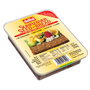 Delba Sunflowerseed Bread 250g