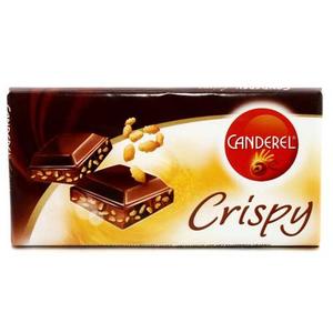 Canderel Chocolate Crispy 85g