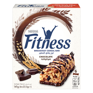 Fitness Chocolate Cereal Bar 375gm