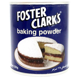 Foster Clark's Baking Powder Tin 225g