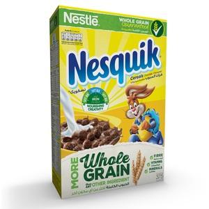 Nesquik Chocolate Cereals 375g