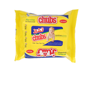 Chubs Baby Wipes Flow Pack 20s