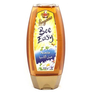 Langnese Bee Easy Acacia Honey 500g