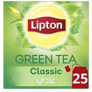 Lipton Green Tea Classic 25s