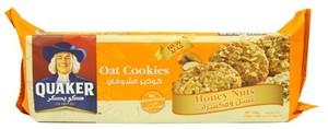 Quaker Oats Cookies Honey Nut 126gm
