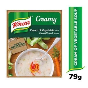 Knorr Cream Of Vegetable 79g