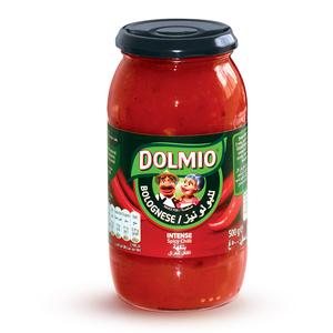 Dolmio Bolognese Intense Chilli 500g