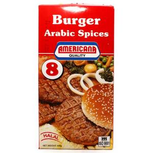 Americana beef burger 448g
