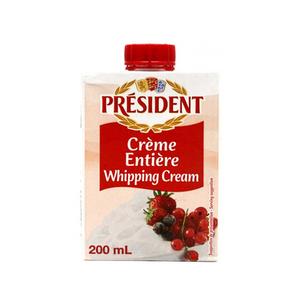 President Cream 200gm