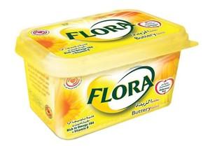 Flora Margarine Buttery 250gm