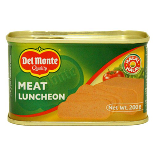 Delmonte Chicken Luncheon Meat 200gm