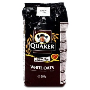 Quaker Oat White Pouch 500gm