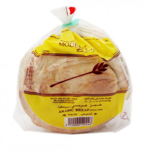 Modern Bakery White Arabic Bread Small 1pkt