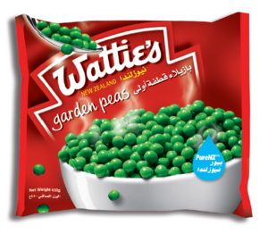 Wattie's Garden Peas 450g