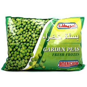 Americana Garden Peas 450gm