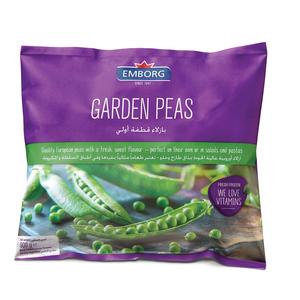 Emborg Garden Peas 900g