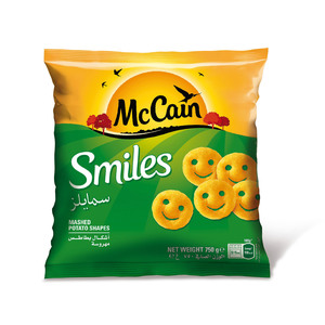 Mccain Smiles 750gm