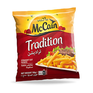 Mccain Traditional French Fries 750g