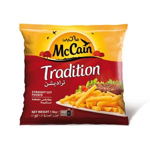 Mccain French Fries Traditions 1.5kg