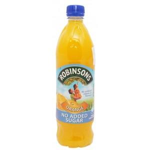 Robinsons Orange No Added Sugar 1ltr