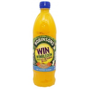 Robinsons Orange And Pineapple No Added Sugar 1ltr