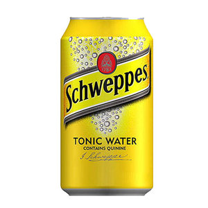 Schweppes Tonic Can 300ml