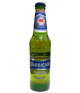 Barbican Non Alcoholic Beer Peach Nrb 330ml