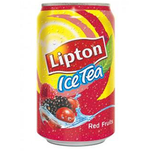 Lipton Ice Tea Red Fruits 320ml