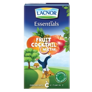 Lacnor Junior Fruit Cocktail Juice 125ml
