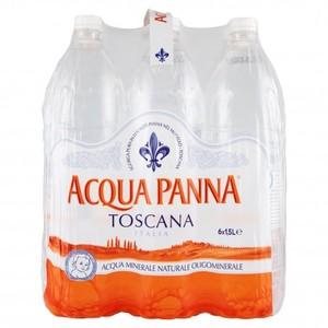 Acqua Panna Premium Mineral Water 6x1.5L