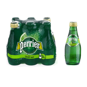 Perrier Lime Water 6x200ml