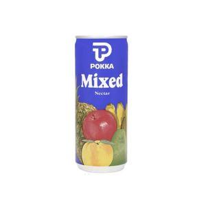 Pokka Mixed Fruits 240ml