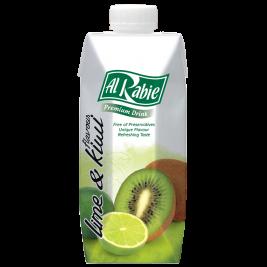 Al Rabie Kiwi & Lime Juice 330ml