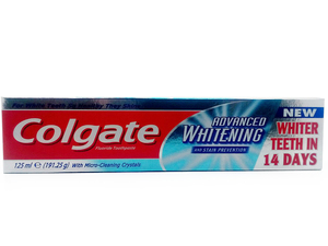 Colgate Advanced Whitening 125ml