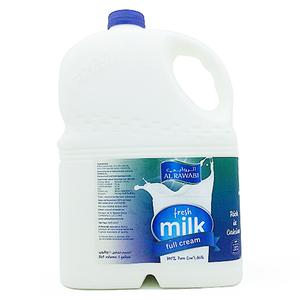 Al Rawabi Full Cream Milk 1gallon