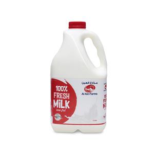 Al Ain Low Fat Milk 2L