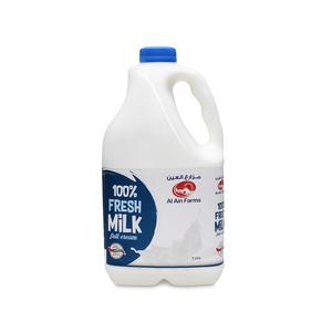Al Ain Fresh Milk Full Cream 2L