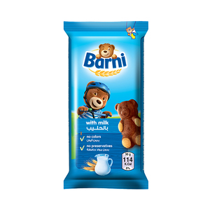 Barni Milk Cake 30g