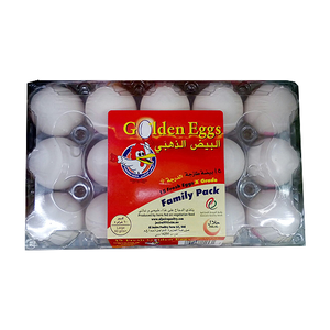 Al Jazira Family Box Eggs 15s